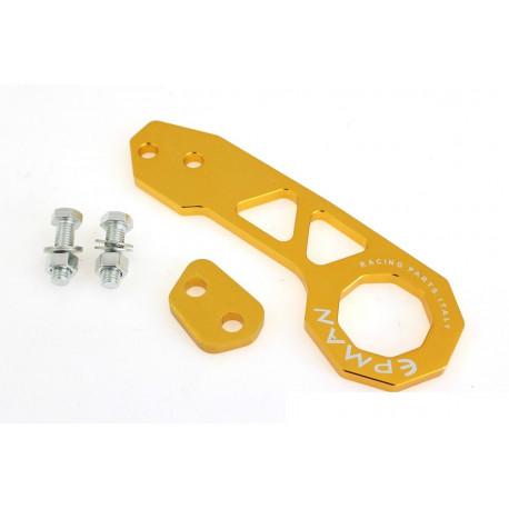 Тегличи и колани Заден алуминиев теглич с око Benen | race-shop.bg
