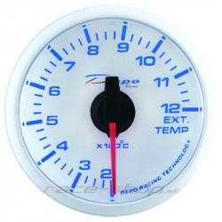 DEPO racing датчик за температура на отработените газове - Super white series