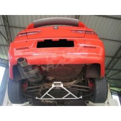 Alfa Romeo 156 UltraRacing 4-точки Задна Member разпънка 935