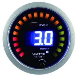 DEPO racing датчик 2в1 Температура на водата+ налягане на турбото Digital combo series